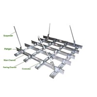 Steel Frame for Ceiling System
