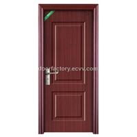 Steel Wood Interior Door