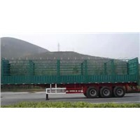 Three Axles Box Semi-Trailer( 35 Tons )