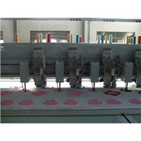 Towel Mix Embroidery Machine