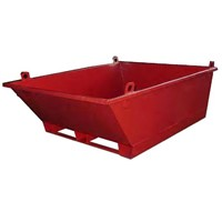 Concrete Steel Bucket
