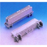 8 & 10 Pair Profile Disconnection Module - White Color