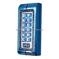 Waterproof Keypad/Reader/Controller