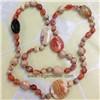 Gemstone Beads Agate Fashion Necklace