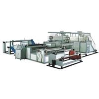 Compound Polyethylene Bubble Film Making Machine (ZTPEG-1000-1500 Series)