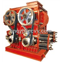 Four Rollers Crusher