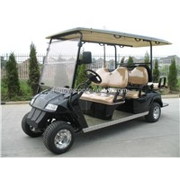 Electric Golf Cart with 6 seats EG2048KSZ