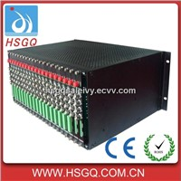 4U Rack for Optical Transmitter / Receiver