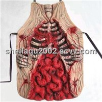 carnival latex apron - scary props manufacturer