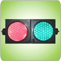 "200mm(8"") Cobweb Lens Red+ Green Vehicle Traffic Lights"