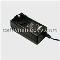 24W USA Power Adaptor-UL/cUL PSE FCC