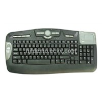 2.4ghz Wireless Multimedia Keyboard