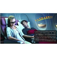 62 Inch Glasses Video Player with 16L9 LCD Screen