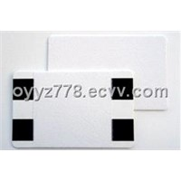 ATM Cleaning Cards with Encoder