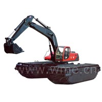Amphibious Excavator (SL150)