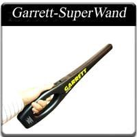 Brand Name Garrett Super Wand Hand Held Metal Detector