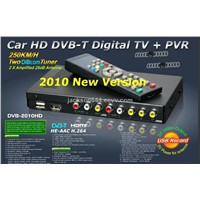 Car Digital TV Receiver (DVB-T)