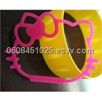 Hello Kitty Shaped Rubber Band
