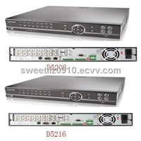 DVR (D5208/D5216)