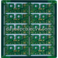 Dayee 12 Layer PCB for Immersion Gold Finish