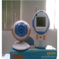 Digital 2.4ghz Video Baby Monitor
