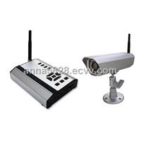 Digital Wireless LCD Monitoring System