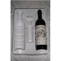 Disposable Red Wine Plastic Packing Container