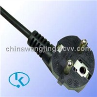 Korea EK Approved AC power cord and plug
