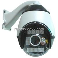 Laser IR Intelligent High Speed Dome Camera