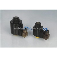 AC (Junction Box Type) Wet-Valve Solenoid (MFZ9A-YC SERIES)