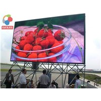 Full Color SMD Outdoor LED Sign (P16)