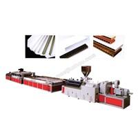 PVC Wood-Plastic Door Production Line