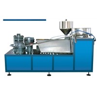 Tilt Mold Thermoforming Machine For Cup Lid Container