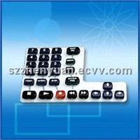 Silicone Rubber Kypad