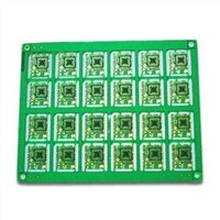Six-layer PCB with Impedance Control Board and 1.6mm Board Thickness