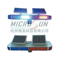 Solar Traffic Warning Lightbar (MS-ST-TP02)