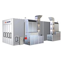 Spray Booth (HX-1000)