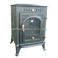 Stove with Boiler