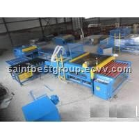 Swiggle Flexible Spacer Insulating Glass Machine