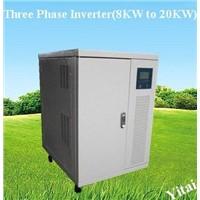 Three Phase Solar Sinewave Inverter  5KW 10KW 20KW