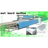 Wall Board Machine