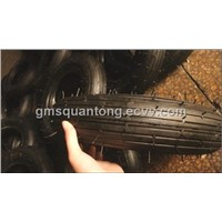 Wheelbarrow Tire and Inner Tube