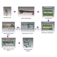 Bamboo Skewer Machine