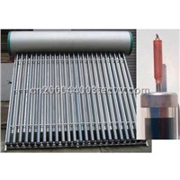 High Pressure Solar Water Heaters