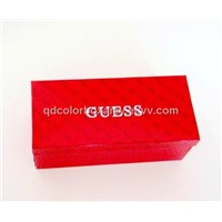 Red Paper Shoe Box (JTF-V3)