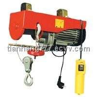 Small Capacity Electric Hoist