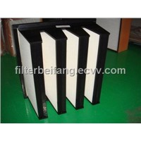 V Bank Compact Filter