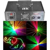 RGB/Y/P Cartoon Laser Lights (A-0025)