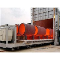 Steel Pipe Heat Treatment