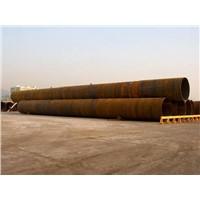 Steel Pipe Service